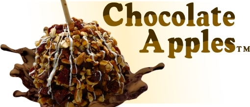 Chocolate Apples Top Main Banner